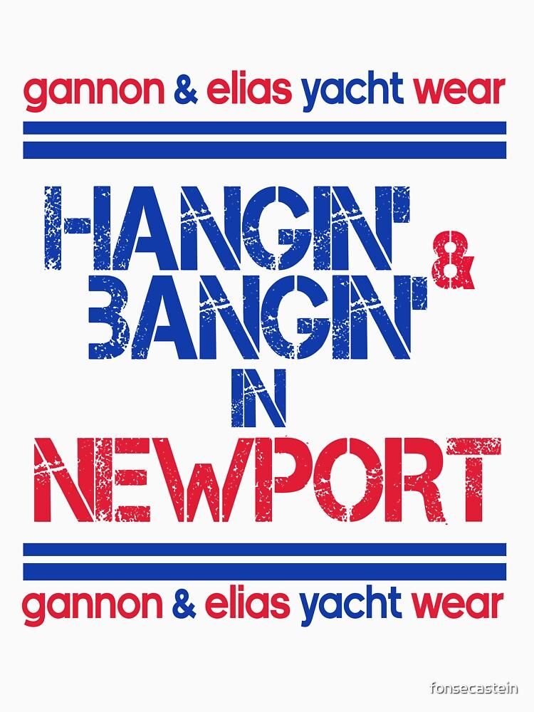 Hangin' & Bangin' in Newport - Gannon / Elias by fonsecastein