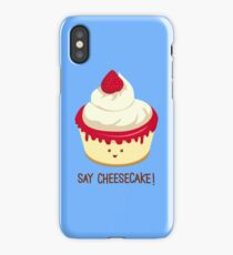 Say CheeseCake! iPhone Case