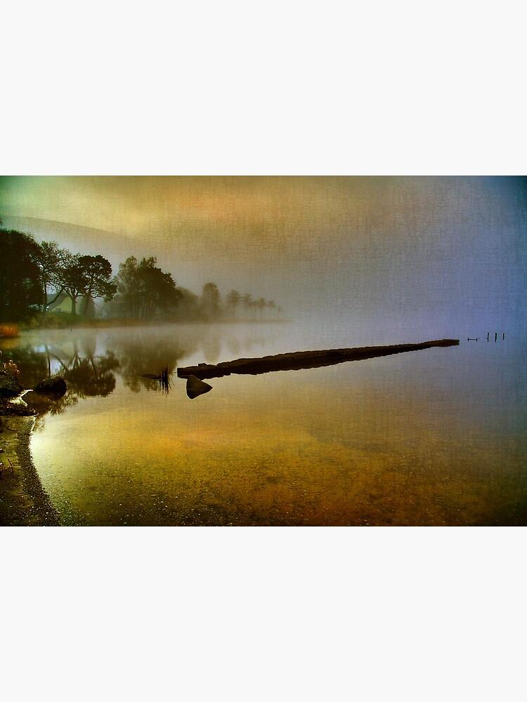 Misty Dawn (Textured) by Shuggie