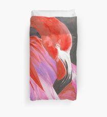 The Flamingo Duvet Cover