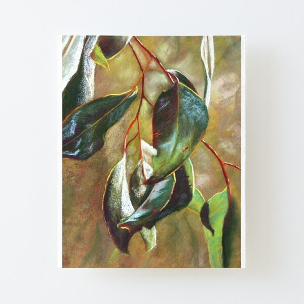 Just a Twig Canvas Mounted Print