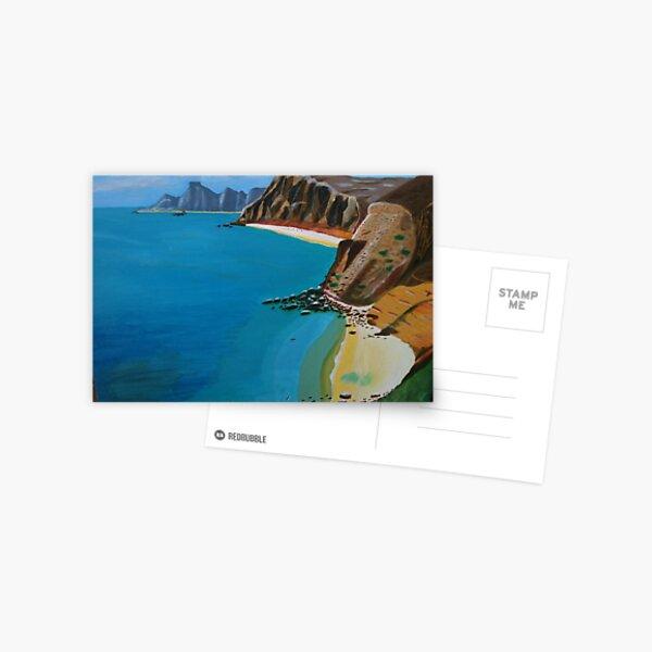 Kaotinha - Angola Postcard
