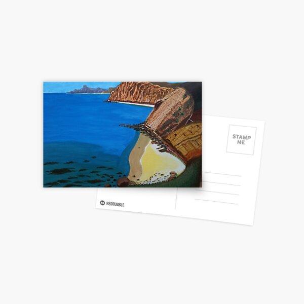 Sombreiro - Benguela - Angola Postcard