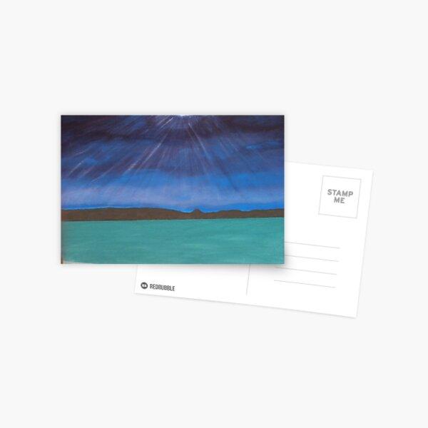 Pôr do Sol em Benguela Postcard