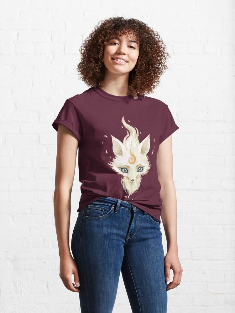 Alternate view of White Fox Classic T-Shirt
