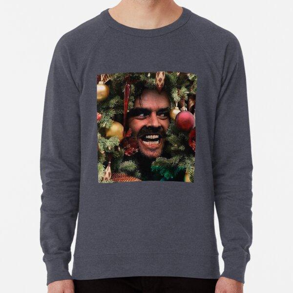Torrance Winter The Shining Christmas Lightweight Sweatshirt