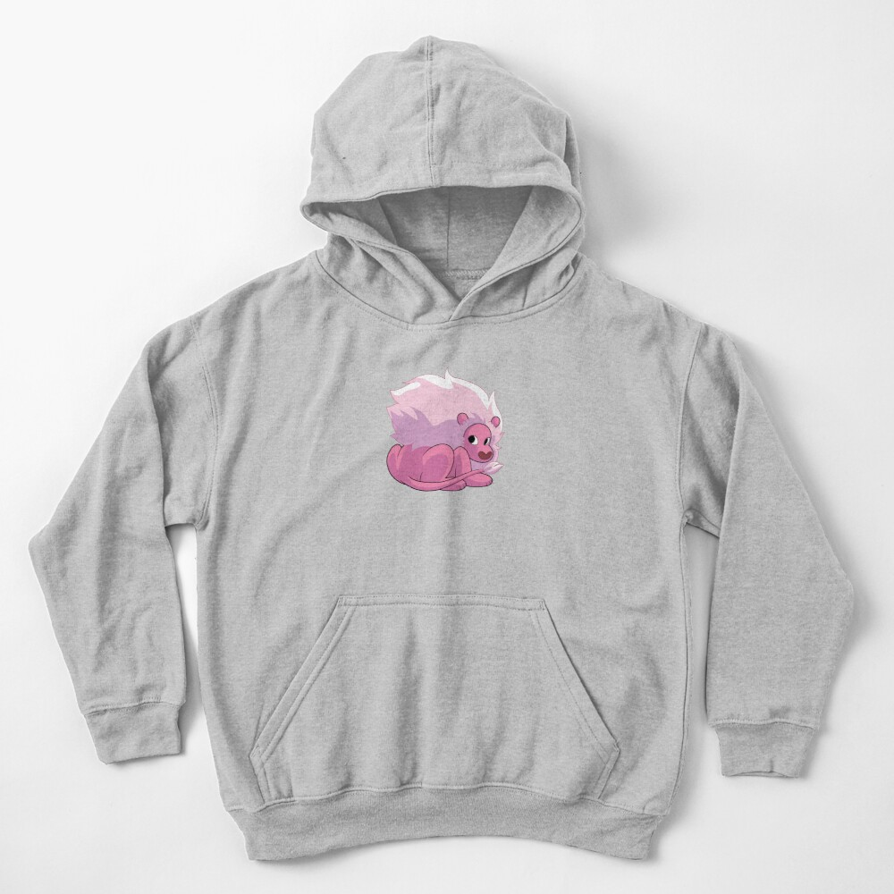 Lion - Steven Universe Kids Pullover Hoodie