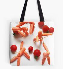 Medieval Carrots! Tote Bag