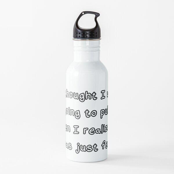 Feelings Water Bottle