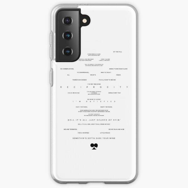 i,i (Lyric page) Samsung Galaxy Soft Case