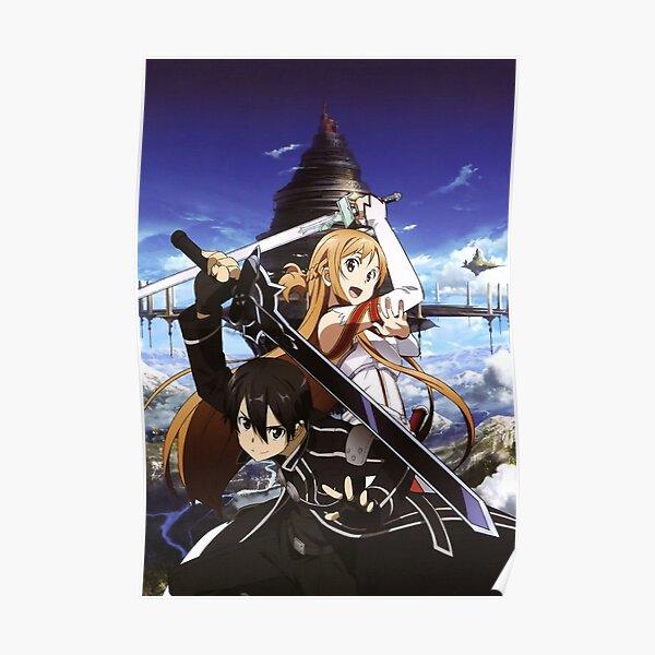 Sword Art Online 14 Poster