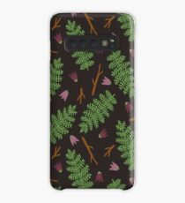 Fern forest Case/Skin for Samsung Galaxy