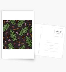 Fern forest Postcards