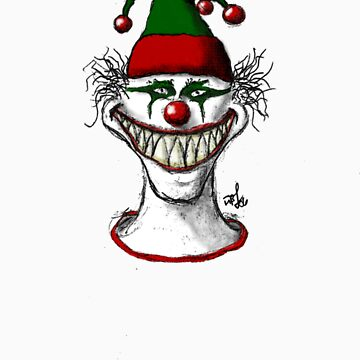 Slappy the Clown by MBTheriault