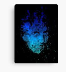Tears in the Rain - Blade Runner Canvas Print