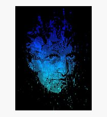 Tears in the Rain - Blade Runner Photographic Print