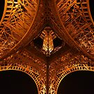 Under Eiffel by Wayne England
