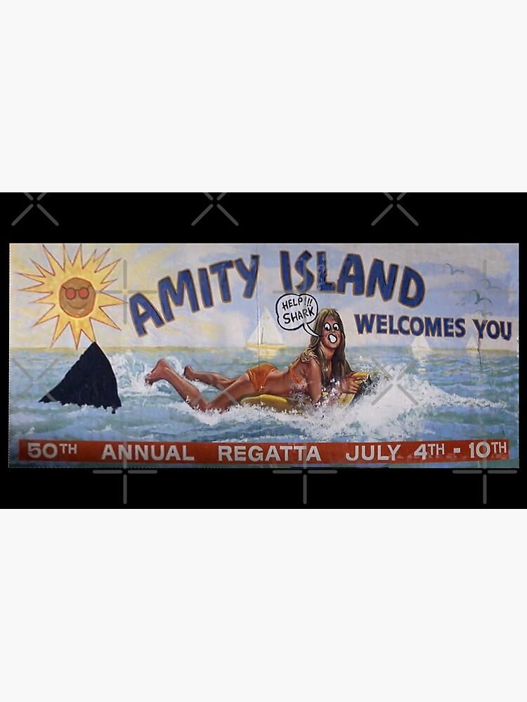 Welcome To Amity Island by myronmhouse