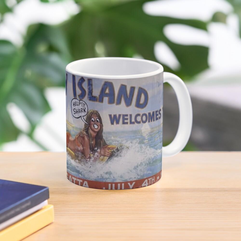 Welcome To Amity Island Mug