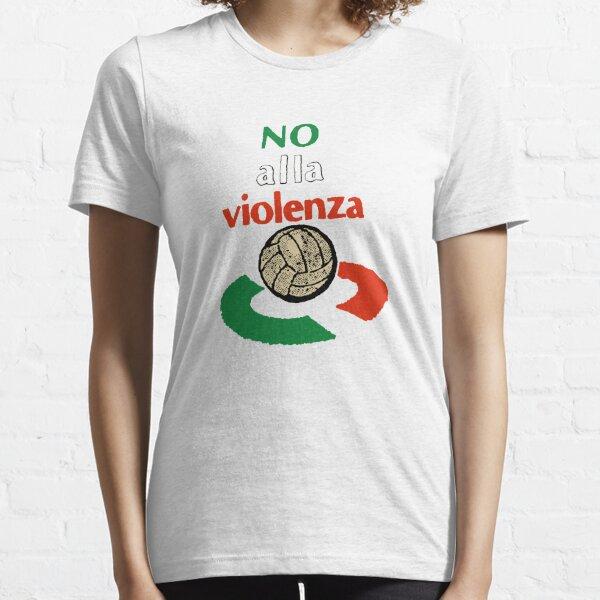 CLASSIC REPRODUCTION: NO ALLA VIOLENZA Essential T-Shirt