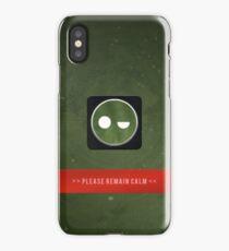 Superintendent - ODST iPhone Case/Skin