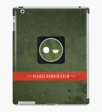 Superintendent - ODST iPad Case/Skin