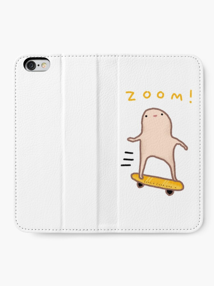 Alternate view of Honest Blob - Zoom! iPhone Wallet