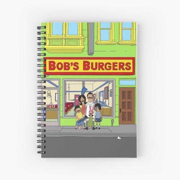 Bob's Burgers  Spiral Notebook