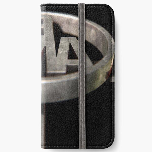 Branding Iron Brand iPhone Wallet