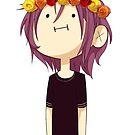 Rin Flower Crown by mizkatt