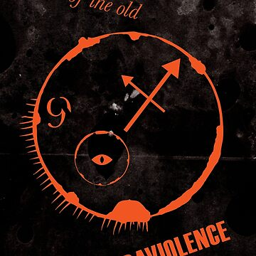 Clockwork Orange - A Bit Of The Old Ultraviolence by cahaldocherty