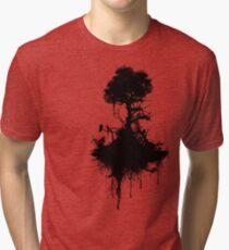 Letzter Baum steht Vintage T-Shirt