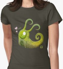 Diona Nymph *chirp Women's Fitted T-Shirt