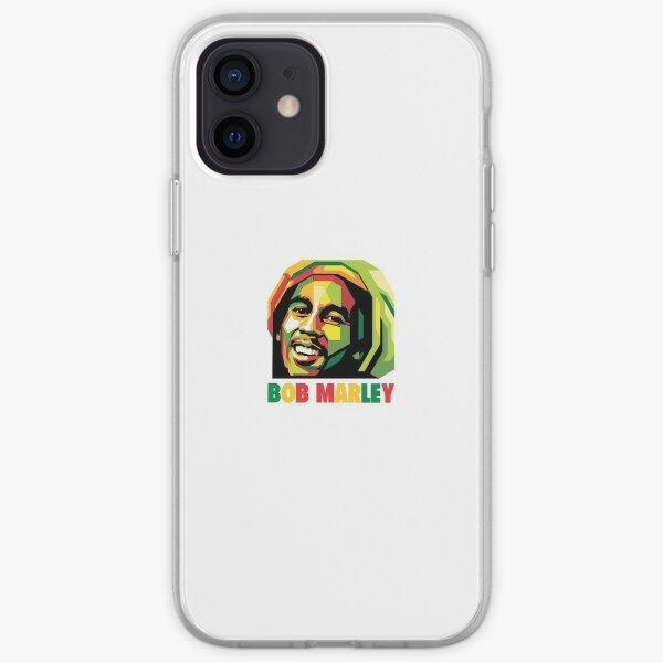Bob Marley iPhone Soft Case