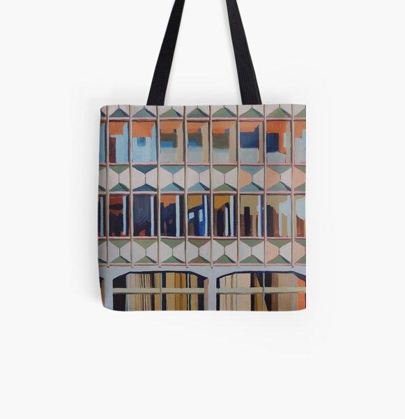 Birdseye 1 All Over Print Tote Bag