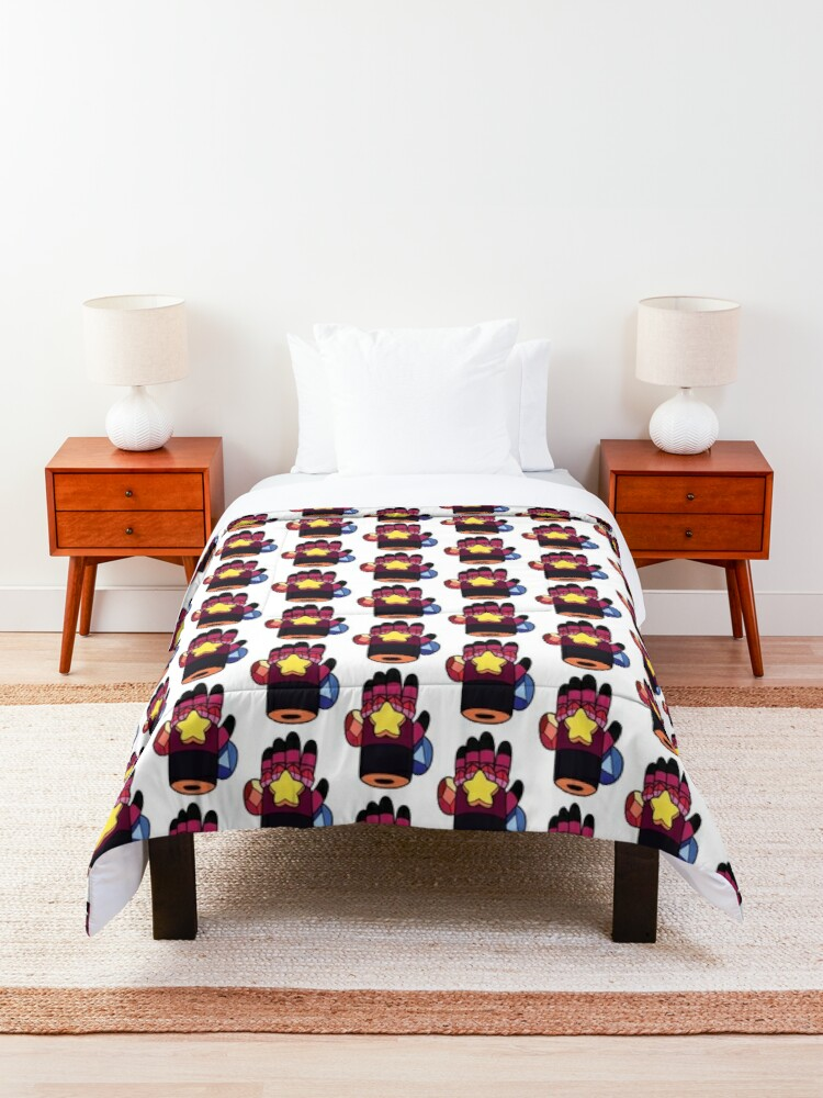 Alternate view of Garnet Glov Comforter