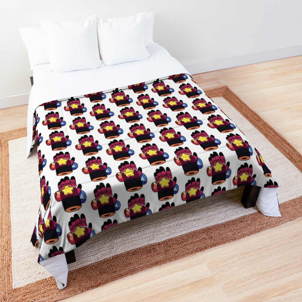 Garnet Glov Comforter