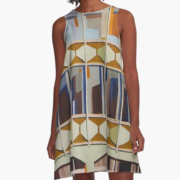 Birdseye 2 A-Line Dress