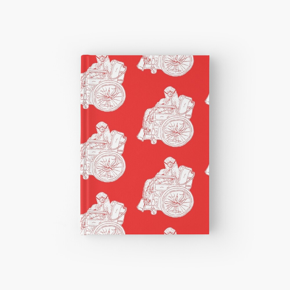 sloth Hardcover Journal