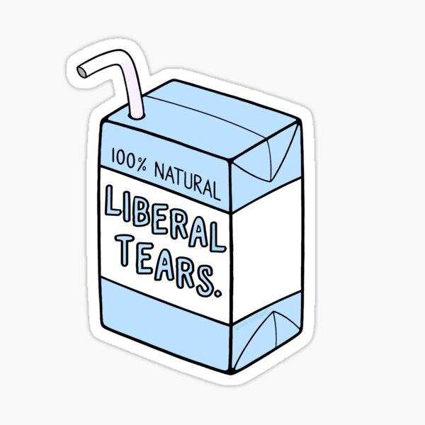 Liberal Tears Sticker