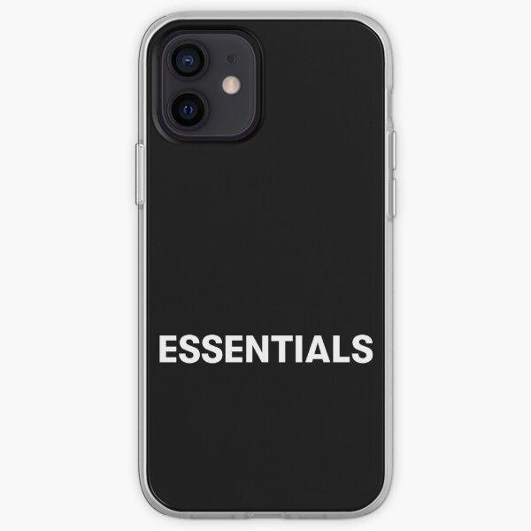 BROUILLARD - ESSENTIELS Coque souple iPhone
