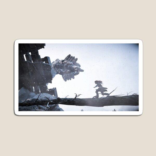 Horizon Zero Dawn Cinematic Poster 'The Proving' Magnet