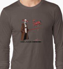 Obi-Juan Kenobi Long Sleeve T-Shirt