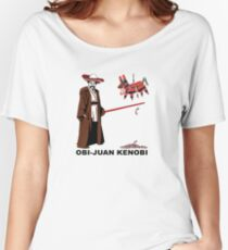 Obi-Juan Kenobi Women's Relaxed Fit T-Shirt