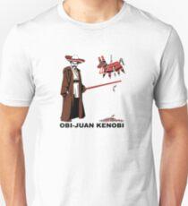 Obi-Juan Kenobi Slim Fit T-Shirt