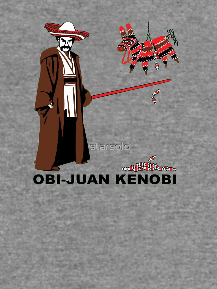 Obi-Juan Kenobi von starsolo