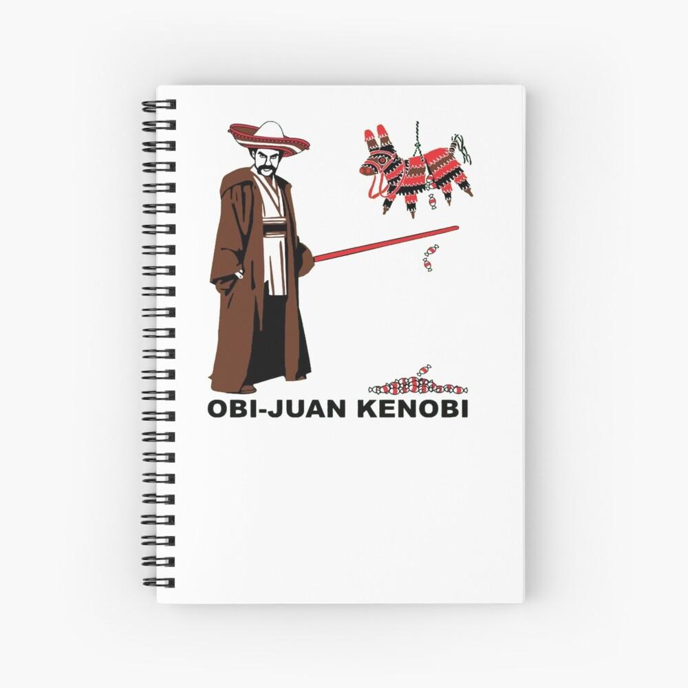 Obi-Juan Kenobi Spiralblock