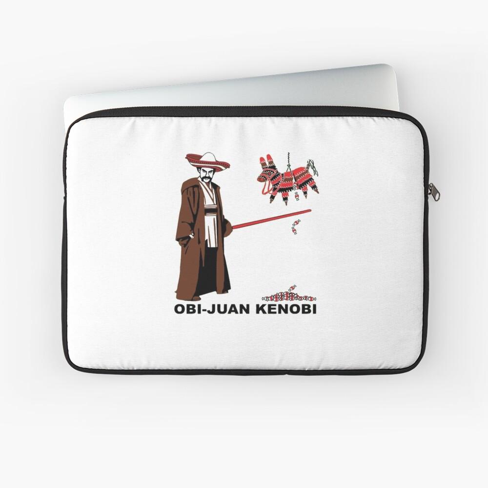 Obi-Juan Kenobi Laptoptasche