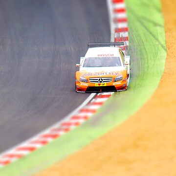 DTM TOURING CAR - BRANDS HATCH by DanRedrup