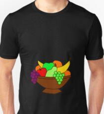 Simple Fruit Bowl Unisex T-Shirt